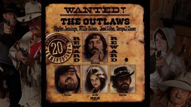 Waylon Jennings & Willie Nelson – The Story of Outlaw Country