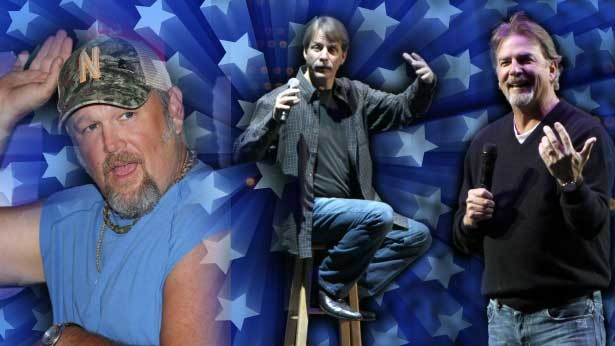 Shinning Stars of Country Comedy
