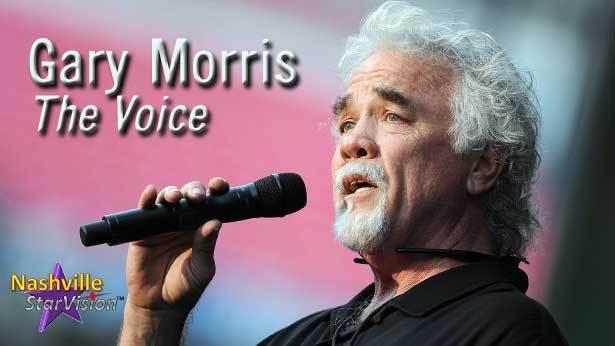 Gary Morris – The Voice!