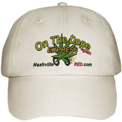 On-The-Dope-Again-Hat-Khaki-ON-THE-DOPE-AGAIN-JUST BUD