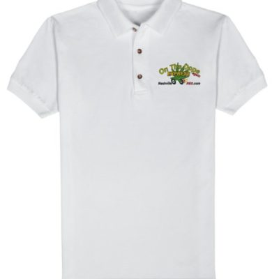 On The Dope Again Polo Shirt-JUST BUD
